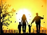 Счастливая семья глазами ребенка